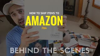Selling Books On Amazon FBA ( A Complete, Step - By - Step Tutorial )