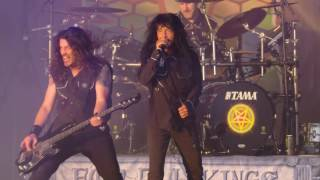 ANTHRAX - Antisocial - Bloodstock 2016