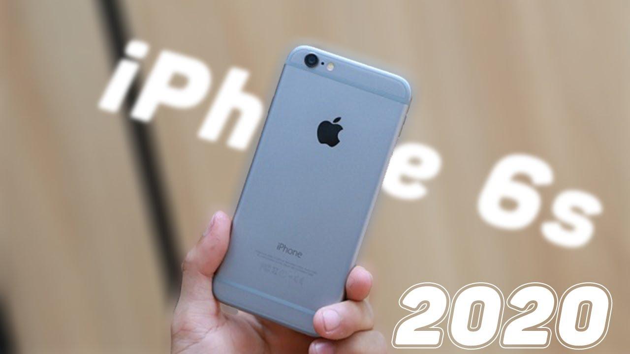 Bây giờ còn ai mua iPhone 6s không?