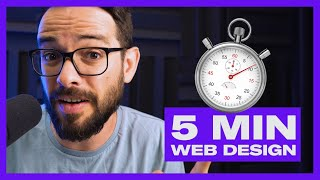 Professional Web Design Process Explained In 5 Minutes