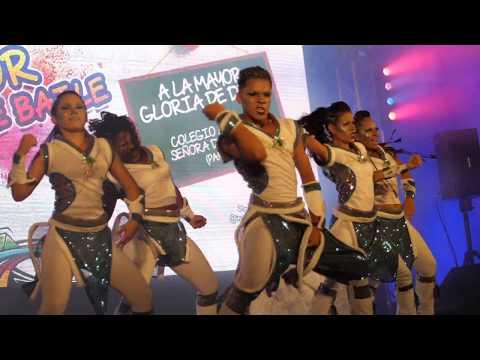 A la mayor Gloria de Dios Finalistas Mejor Grupo de Baile Zona Este