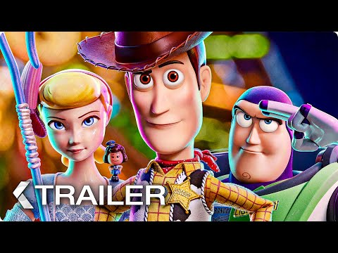 TOY STORY 4 Trailer 2 (2019)