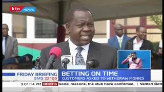 Kenyan gamblers are facing uncertain future