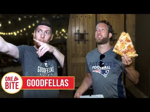 Barstool Pizza Review – Goodfellas Distillery (Lexington,KY)