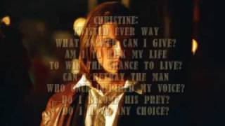 We Have all Been Blind / Twisted Every Way / Seal My fate ~ With lyrics ~ Phantom of the Opera Movie