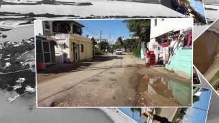 preview picture of video 'A Day In Placencia - December 19, 2013'