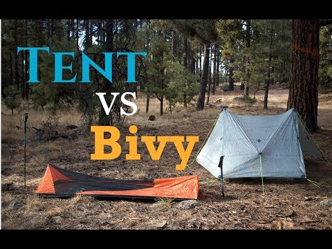 Tent Vs Bivy – What's the Best Shelter for You?
