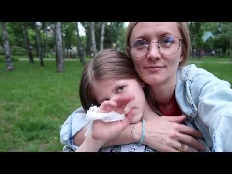 VLOG День семьи / Школьная ярмарка / Ужин с подругами видео