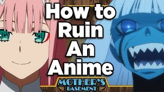 How Darling In the FranXX Wrecked its Worldbuilding - dooclip.me