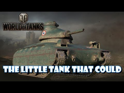 World of Tanks - The Little Tank That Could