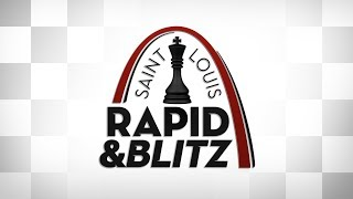 2018 Saint Louis Rapid & Blitz -  День 5 - Блиц