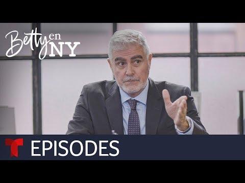 Betty en NY | Episode 89 | Telemundo English