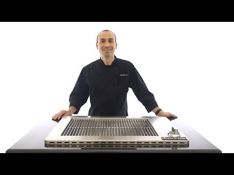 Profire Indoor Infrared Gas Grill Review & Cooking