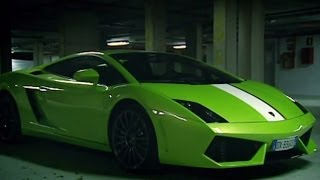 The Lamborghini Gallardo Balboni | DIY Top Gear | Top Gear Uncovered