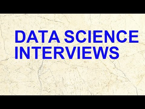 Data Science Interviews | Expected Questions
