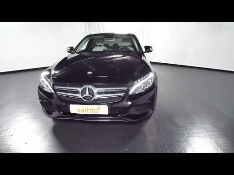 Mercedes-Benz C 180 A Premium Business (MY15), Sedan, Automaatti, Bensiini, UZF-128