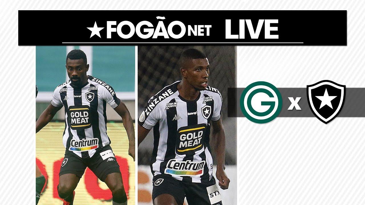 LIVE | Assista as principais notícias do Botafogo desta sexta-feira