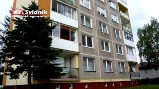preview picture of video '(0142) 2-izbový byt, Ľ. Štúra, Svidník'