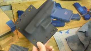 How to Adjust Retention on a Kydex Holster