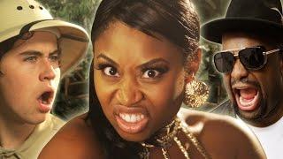 Nicki Minaj - 'Anaconda' PARODY