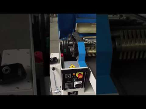 Thickness Machine Helix Blade Application