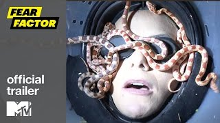 'Fear Factor' Hosted By Ludacris   First Official Trailer   MTV