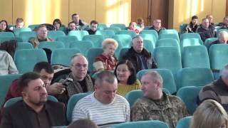 Земельные вопросы на 19-й сессии в Василькове. 2017 г.