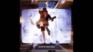 AC/DC 06 Nick of Time (lyrics)