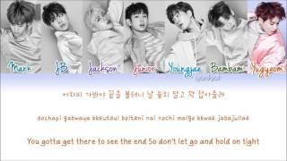 GOT7 - Fly (Color Coded Han|Rom|Eng Lyrics) | by Yankat