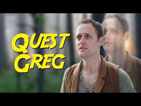 Úkolový Greg a Nový datadisk - Epic NPC Man
