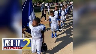 Georgia youth football team needs help getting to nationals