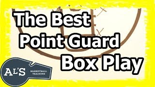 The BEST Box Basketball Play for Point Guards