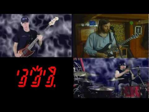 The Police - Omegaman (international collab cover by Dave, Ron & C)