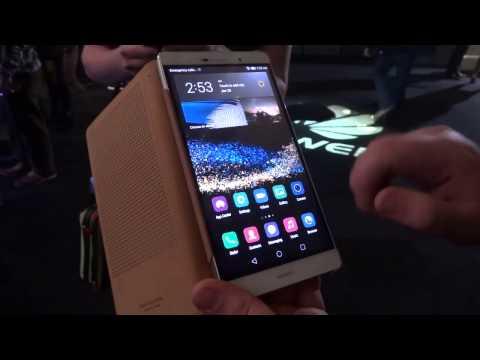 Huawei P8 Max anteprima e confronto dimensioni con Apple iPhone 6 Plus