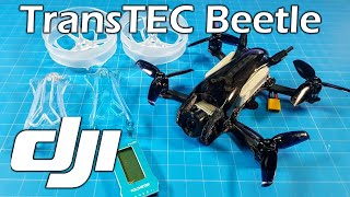 TransTEC Beetle // DJI FPV // Mini HD FPV