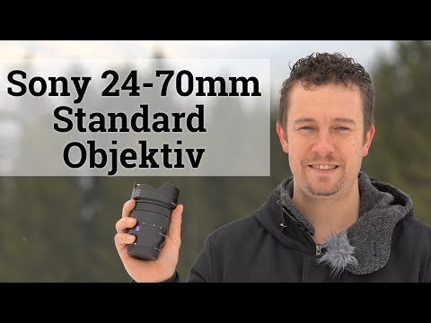 Sony Standard Objektiv SEL2470Z