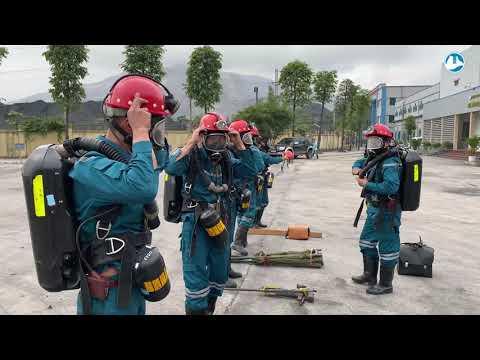 Công ty Than Hạ Long thực hiện tốt công tác an toàn vệ sinh lao động