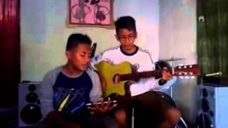 Suci Dalam Debu (IKLIM) cover By-Gitar