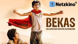 Bekas – Das Abenteuer von zwei Superhelden (Abenteuerfilm auf Deutsch in voller Länge anschauen)