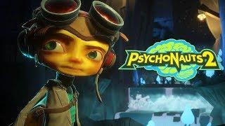 PYSCHONAUTS 2 - Reveal Trailer (TGA 2018) @ 1080p (60ᶠᵖˢ) ᴴᴰ ✔