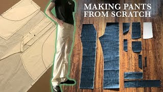 What it Takes to Make a Pair of Jeans