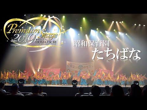 【公式】劇場版どまつり 2019Premium Stage「昭和保育園たちばな」(愛知県名古屋市昭和区)