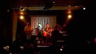 My Baby Left me - Último Tren en el homenaje a Elvis en la sala Biribay