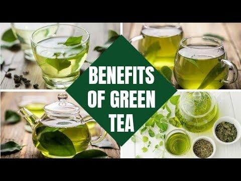 9 Health Benefits Of Green tea || Fitness || Tips.
