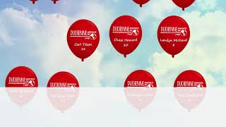World Duchenne Awareness Day 2017 - Our Community's Balloons!