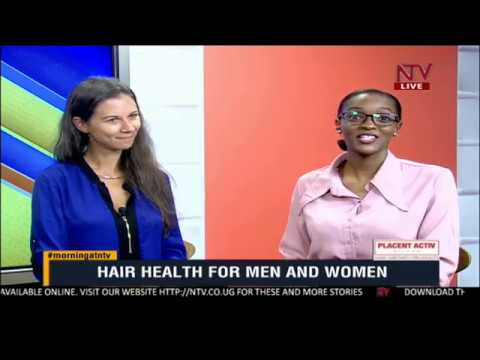 TAKE NOTE: Hair health for both men and women