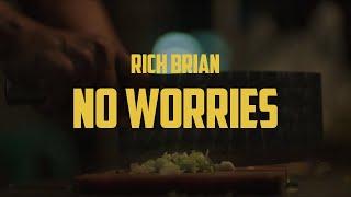 Rich Brian - No Worries (Lyric Video)