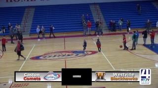 Caston Boys Basketball vs Westville