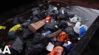 De stad in recordtempo schoon na Koningsdag
