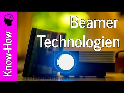 Beamer Technologien im Vergleich - welchen kaufen?